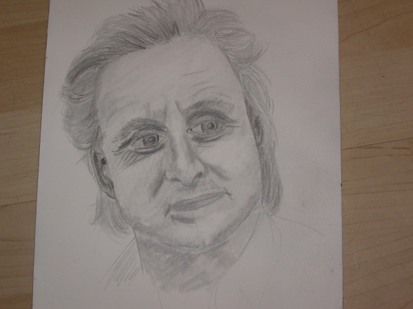 Michael Douglas par Shantja